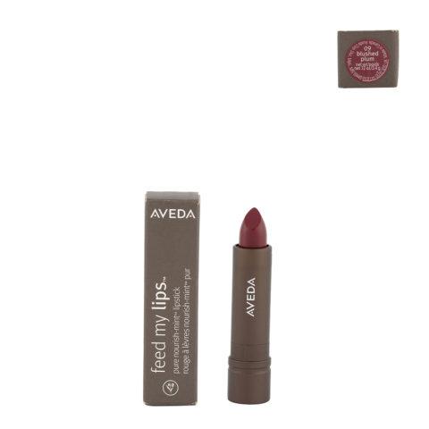 Aveda Feed my lips Pure Nourish Mint Lipstick 3.4gr blushed plum 09
