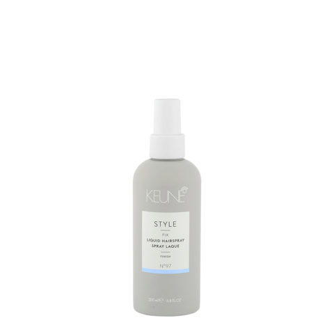 Keune Style Fix Liquid Hairspray N.97, 200ml - lacque sans gaz