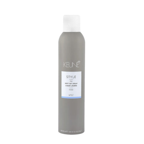 Keune Style Fix Soft Set Spray N.57, 300ml - laque tenue moyenne