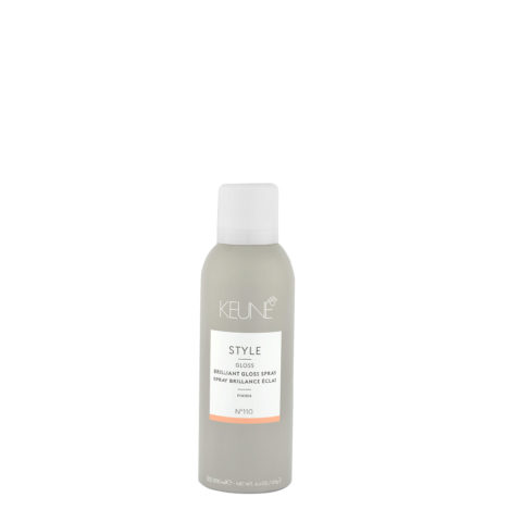 Keune Style Brilliant Gloss Spray N.110, 200ml - spray de brillance