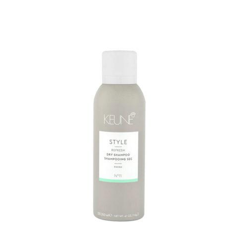 Keune Style Refresh Dry Shampoo N.11, 200ml - shampooing sec