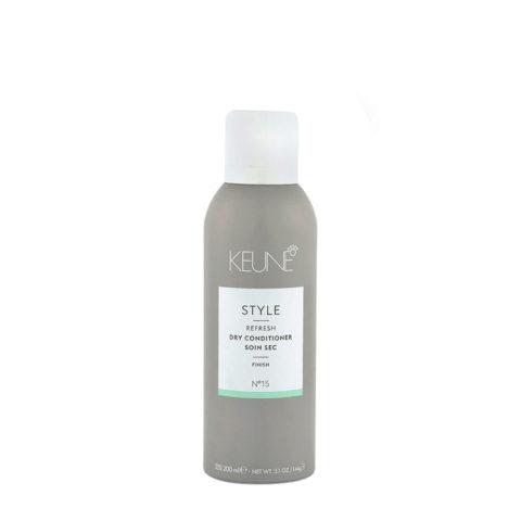 Keune Style Refresh Dry Conditioner N.15, 200ml - Conditioner sec