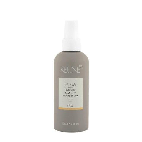 Keune Style Texture Salt Mist N.62, 200ml - Spray au sel