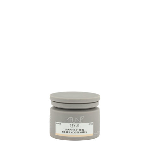 Keune Style Shaping Fiber N.38, 75ml - cire fibreuse coiffante
