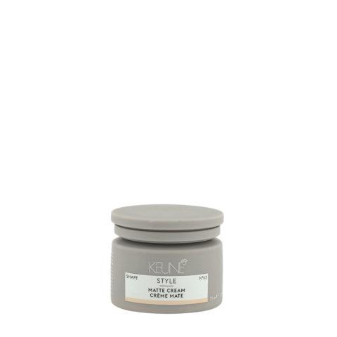Keune Style Matte Cream N.62, 75ml - cire opaque fixation forte