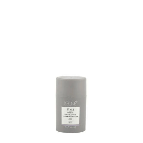 Keune Style Volume Volume Powder N.71, 7gr - poudre volumisante