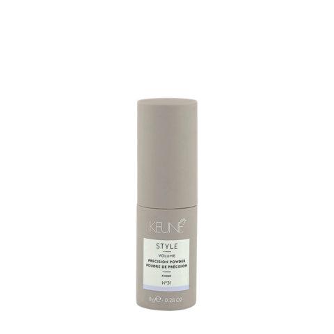 Keune Style Volume Precision Powder N.31, 8gr - Poudre Volumisante