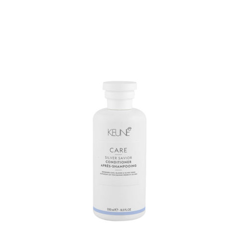 Keune Care line Silver savior Conditioner 250ml - Shampooing anti - jaune