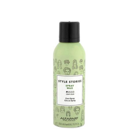Alfaparf Style Stories Spray Wax 200ml - Cire Spray