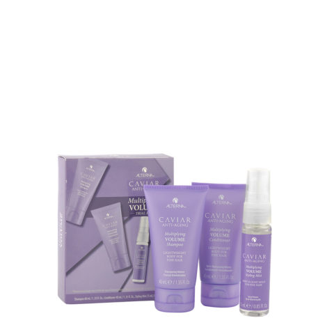 Alterna Caviar Multiplying Volume Kit de Voyage