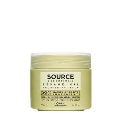 L'Oréal Source Essentielle Sesame oil Nourishing balm 250ml - baume nourrissant à l'huile