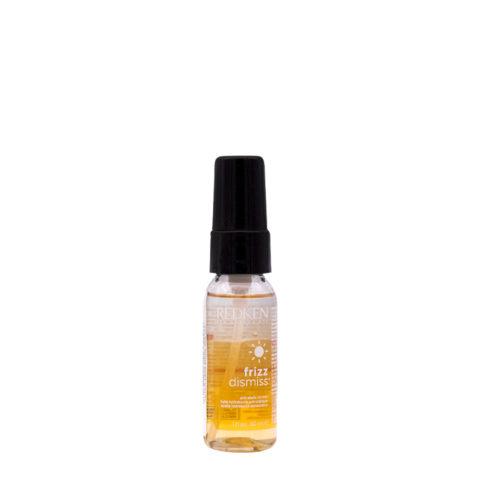 Redken frizz dismiss anti-static oil mist 30ml - Huile Hydratante Antistatique