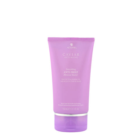 Alterna Caviar Smoothing Anti-Frizz Blowout Butter 150ml - beurre lissant anti-frisottis