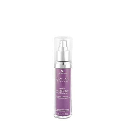 Alterna Caviar Infinite Color Hold Dual Use Serum 50ml - sérum double action