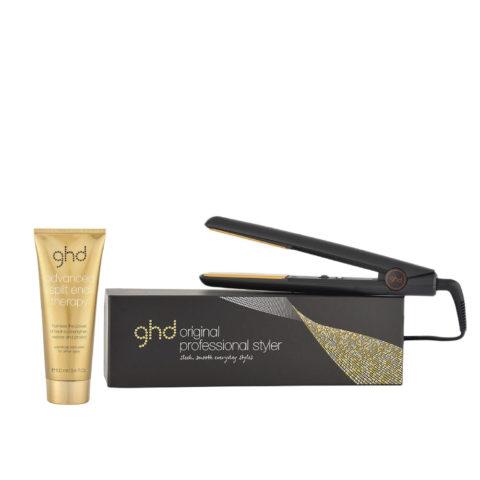 GHD Kit Lisseur Original Black Split end therapy 100ml