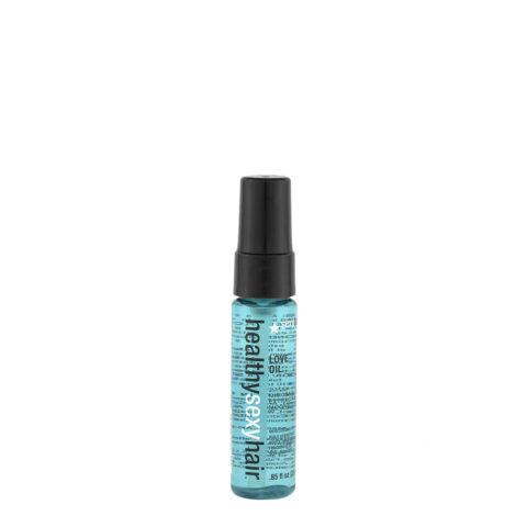 Healthy Sexy Hair Love oil 25ml - huile hydratante pour les cheveux