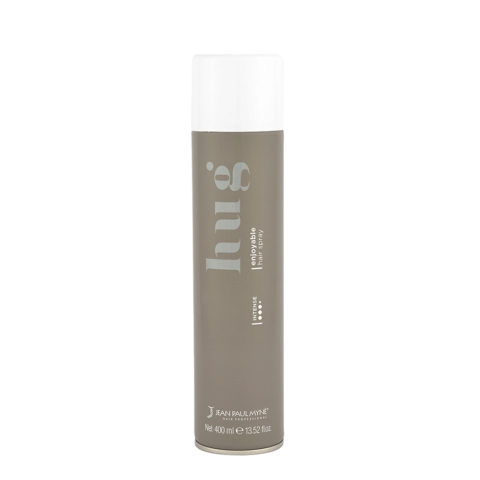 Jean Paul Mynè Hug Enjoyable intense Hairspray 400ml - Laque Forte