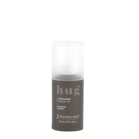 Jean Paul Mynè Hug Enjoyable Vetiver Oil intense 100ml - Huile De Conditionnement