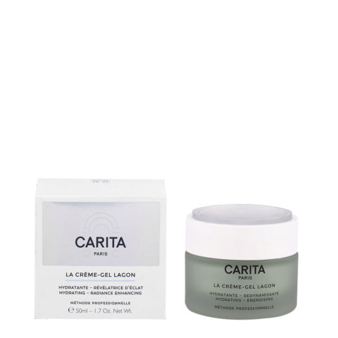 Carita Skincare Ideal hydratation La Creme Gel Lagon 50ml - crème hydratant