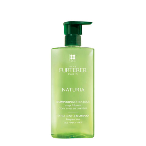 René Furterer Naturia Shampooing Extra Doux 500ml - Usage Fréquent
