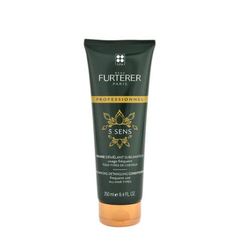 René Furterer 5 Sens Enhancing Detangling Conditioner 250ml - pour tous les types de cheveux