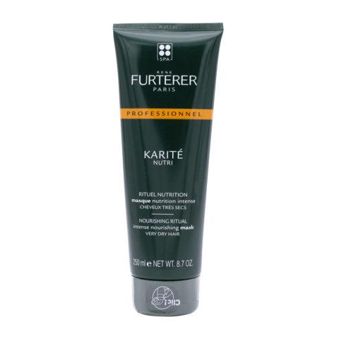 René Furterer Karite Masque hydratant Cheveux Sec 250ml