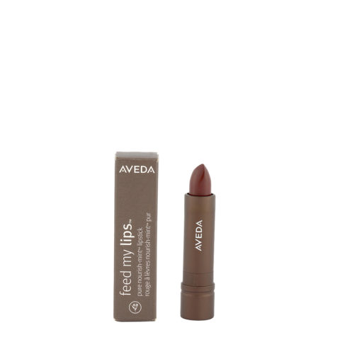 Aveda Feed my lips Pure Nourish Mint Lipstick 3.4gr Cacao Bean 12