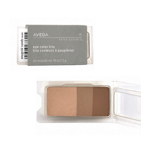 Aveda Petal Essence Eye Color Trio 970 Gobi Sands 2.5gr