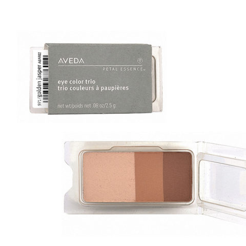 Aveda Petal Essence Eye Color Trio 971 Golden Jasper 2.5gr