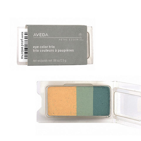 Aveda Petal Essence Eye Color Trio 974 Aqua Pearl 2.5gr