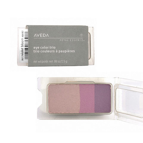 Aveda Petal Essence Eye Color Trio 997 Violet Bloom 2.5gr