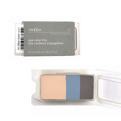 Aveda Petal Essence Eye Color Trio 999 Blue Dawn 2.5gr