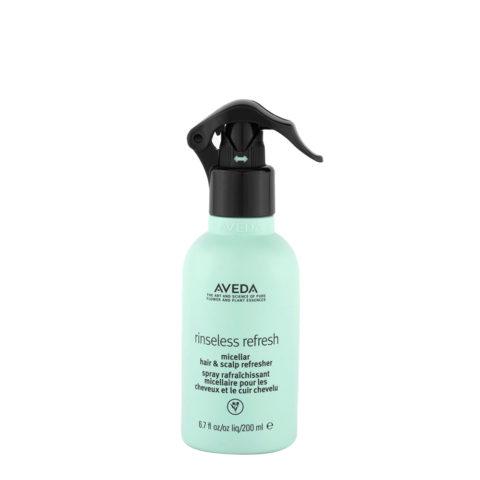 Aveda Rinseless Refresh Micellar Hair & Scalp Cleanser 200ml