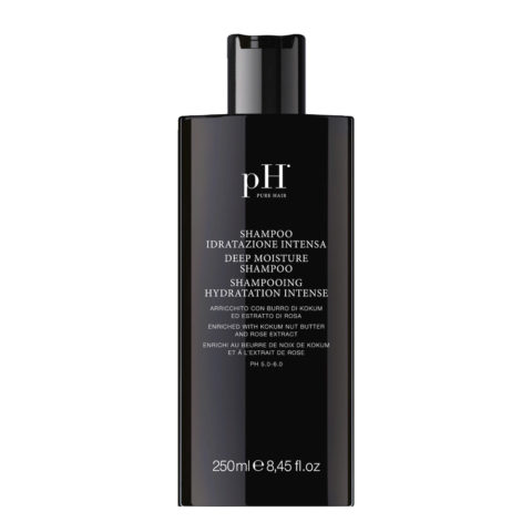 Ph Laboratories Deep Moisture Shampoo 250ml - shampooing hydratant