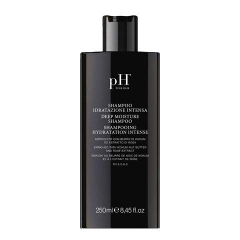 Ph Laboratories Deep Moisture Shampoo 250ml - shampooing hydratant