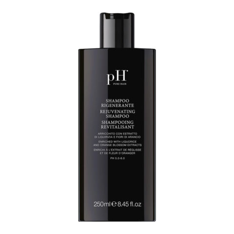 Ph Laboratories Rejuvenating Shampoo 250ml - Shampooing antichute