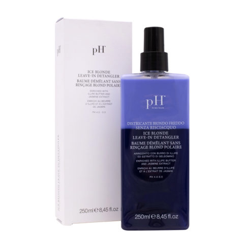 Ph Laboratories Ice Blonde Leave In Detangler 250ml