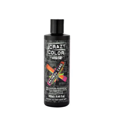 Crazy Color Deep Conditioner for colored hair 250ml - apres shampooing agissant en profondeur