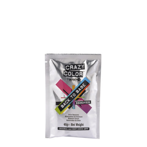 Crazy Color Back to Base Color Remover 45gr - eliminateur de couleurs
