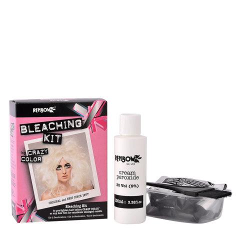 Crazy Color Bleaching Kit - kit de decoloration