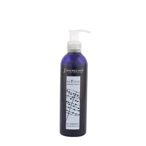 Jean Paul Myne Navitas Organic Touch shampoo Blueberry 250ml - Shampooing Colorant