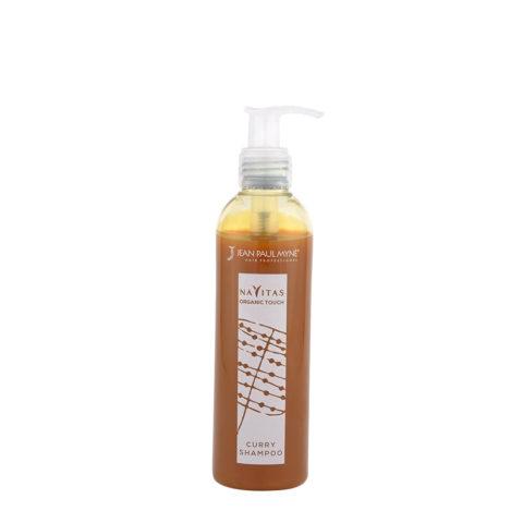 Jean Paul Myne Navitas Organic Touch shampoo Curry 250ml - Shampooing Colorant