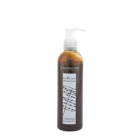 Jean Paul Myne Navitas Organic Touch shampoo Cinnamon 250ml - Shampooing Colorant