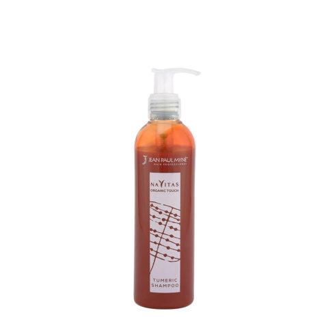 Jean Paul Myne Navitas Organic Touch shampoo Tumeric 250ml - Shampooing Colorant
