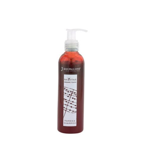 Jean Paul Myne Navitas Organic Touch shampoo Paprika 250ml - Shampooing Coloré