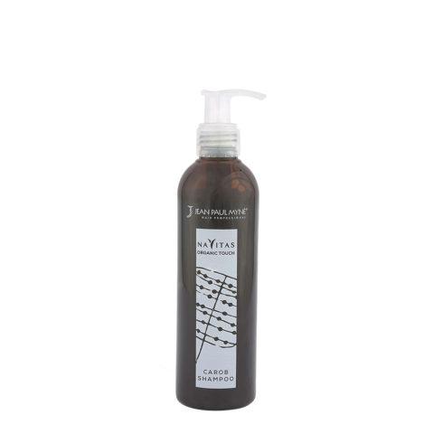 Jean Paul Myne Navitas Organic Touch shampoo Carob 250ml - Shampooing Colorant