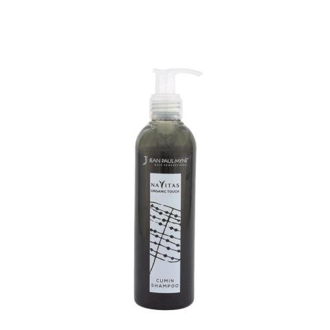 Jean Paul Myne Navitas Organic Touch shampoo Cumin 250ml - Shampooing Colorant