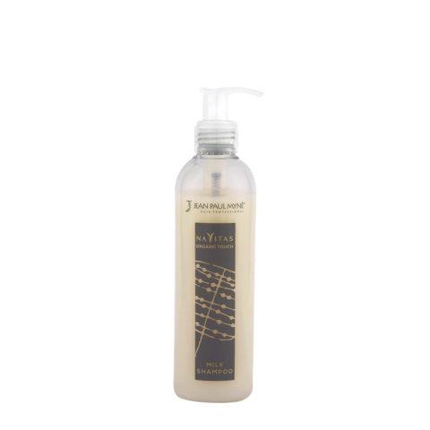 Jean Paul Myne Navitas Organic Touch shampoo Milk 250ml - Shampooing Hydratant