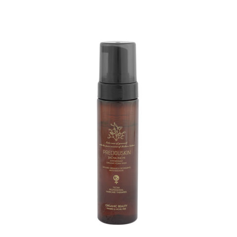Tecna Preciouskin Sacha Inchi Antioxydant Organic Foam Wash Classic 200ml - Mousse Corps