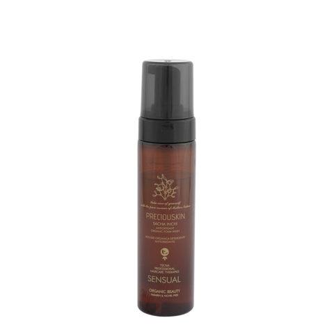 Tecna Preciouskin Sacha Inchi Antioxydant Organic Foam Wash Sensual 200ml - Mousse Corps